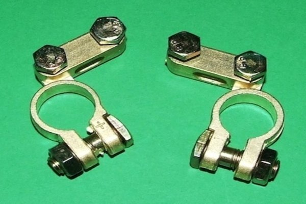 Battery Terminal Clamps