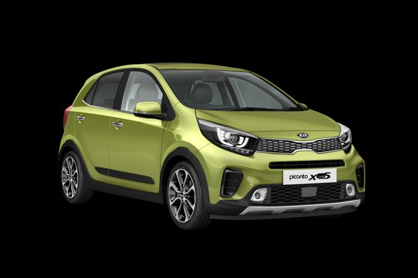 kia picanto x line 2018 seen in malaysia what s next. Black Bedroom Furniture Sets. Home Design Ideas