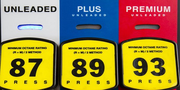 Image of octane ratings