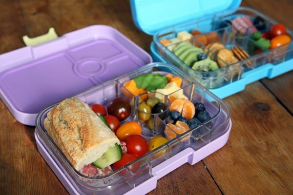 spill proof lunchbox
