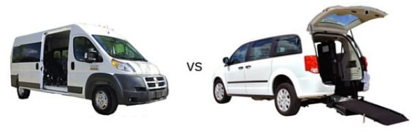 full sized minivans vs compact minivans