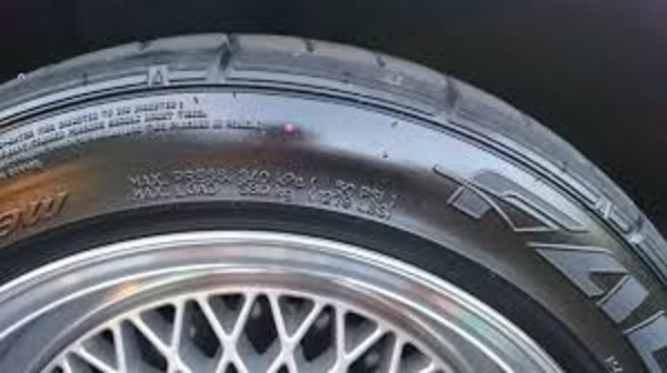 Max PSI on car tire