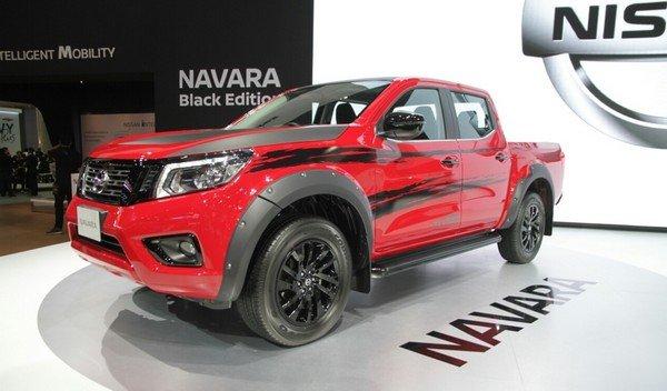 Nissan Navara design