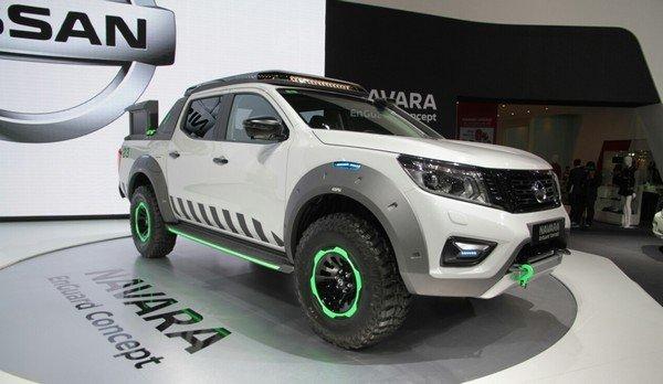 Stylish Nissan Navara