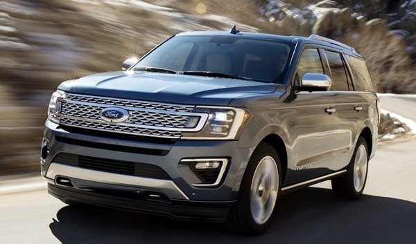 ford expedition 2018 on the road