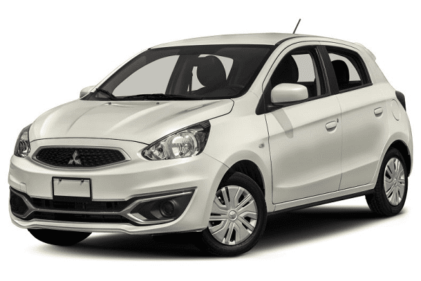 Japan's Hatchback Mitsubishi Mirage 2018