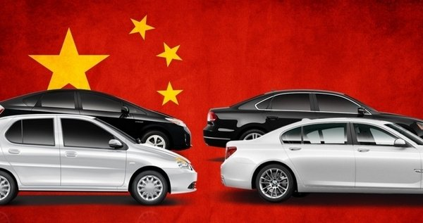 chinese cars
