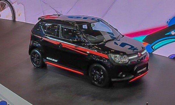 Suzuki Ignis Sport Concept angular front