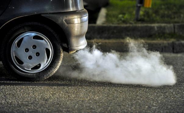 car's air pollution