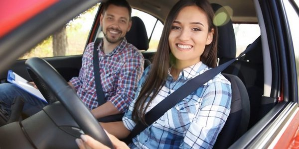 teen driver and parents