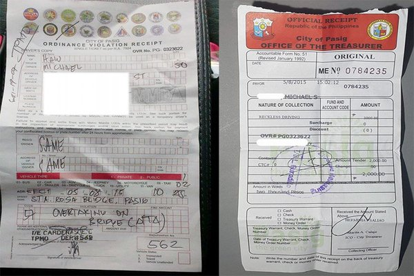 repeat violators may be subject to revocation of license