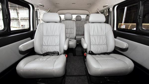 Nissan NV350 vs Toyota Hiace: Which is the better van for ...