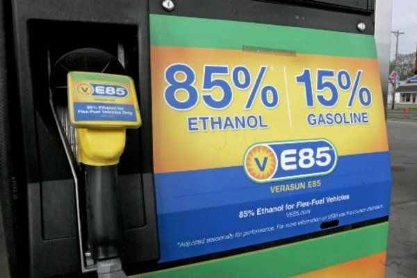 Help your farmers by filling your engine with ethanol biofuel