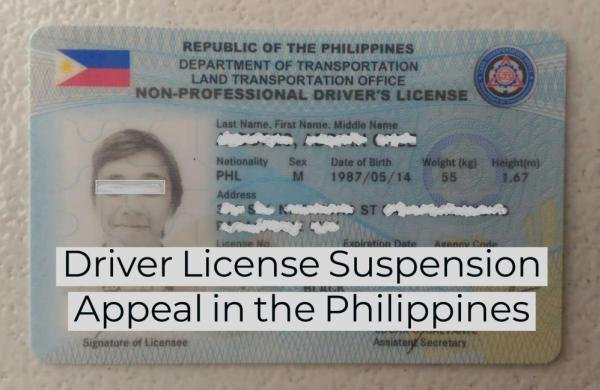 Driver's license in the Philippines