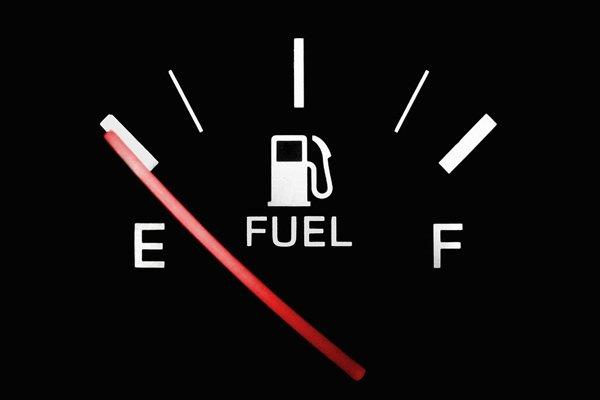 low fuel economy