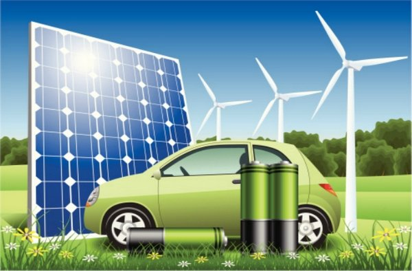 hybrid cars and environment