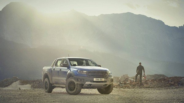 Ford Ranger Raptor 2019 front view