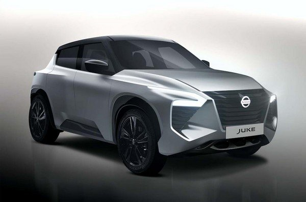 2nd Gen Nissan Juke 2019 To Be Launched Next Year With A Pretty