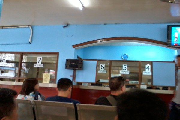 LTO windows for releasing of items