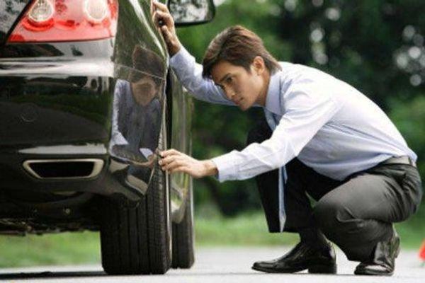 check car tires