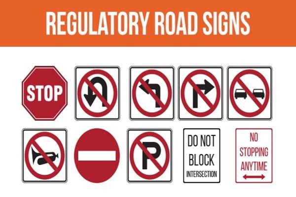 basic traffic rules