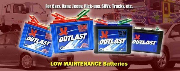 Picture of Outlast Batteries