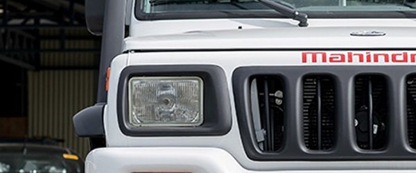 Mahindra Enforcer 2018 headlamp