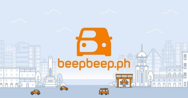 A picture of Beepbeep.ph's logo