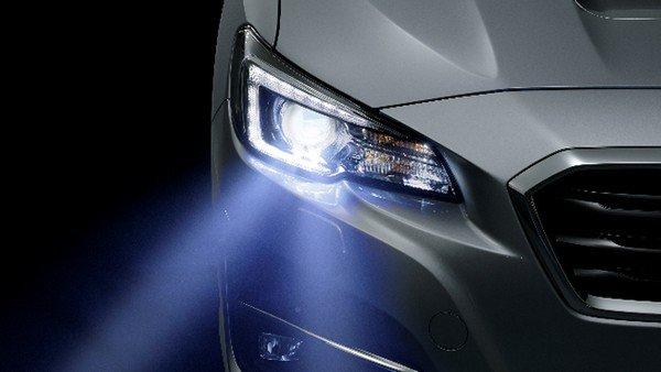 Subaru Levorg 2018 LED fog lamps