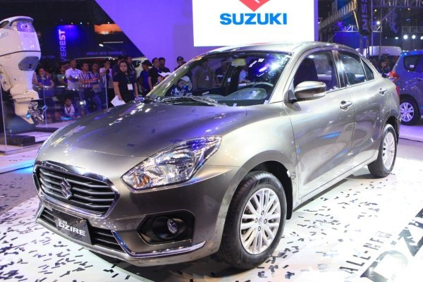 Dropping 'Swift' from its previous 'moniker', Suzuki launches Dzire 2018.