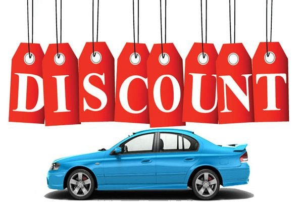 car discounts when you paid cash