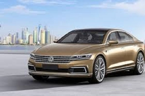 The Volkswagen CC looks sleek and elegant on the outside.
