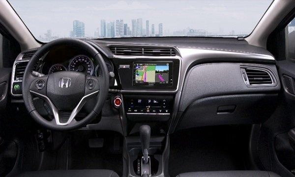 Interior look of the 2018 Honda City.