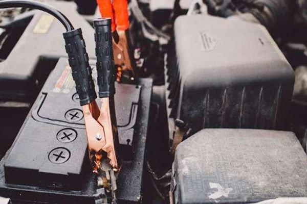 spare car battery