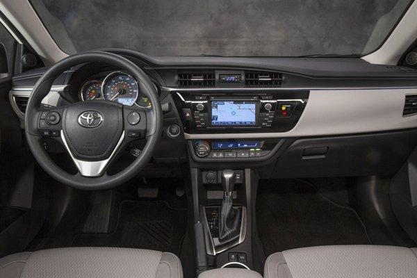 Toyota Vios 2018 dashboard area