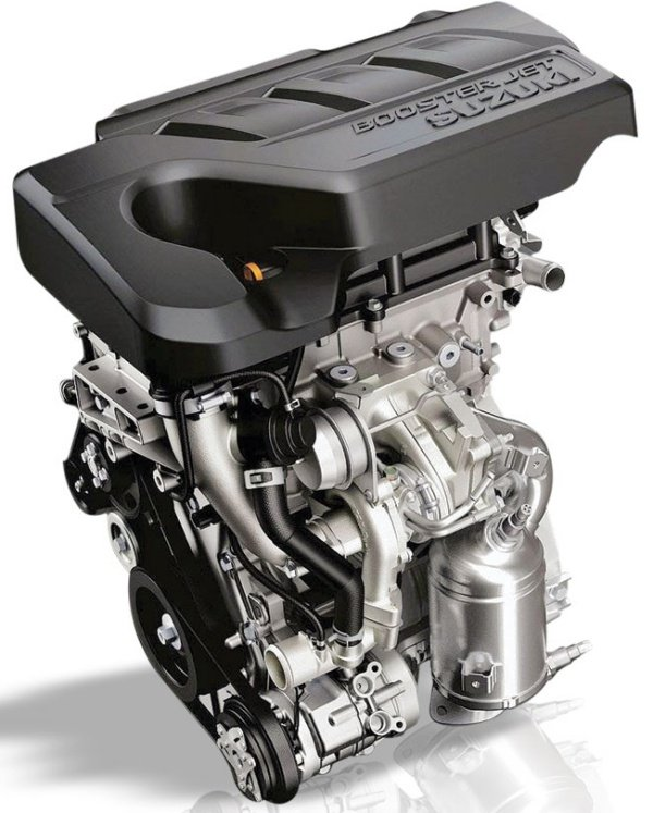 BoosterJet 1.0 is a new-age engine of Suzuki