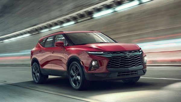 Chevrolet Blazer 2019 To Be Launched In Early January 2019 Priced At 29 995