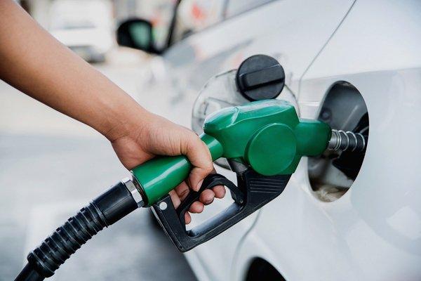 pump fuel