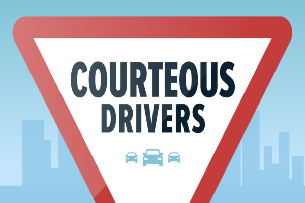 road courteousies