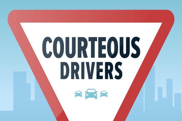 road courteousies