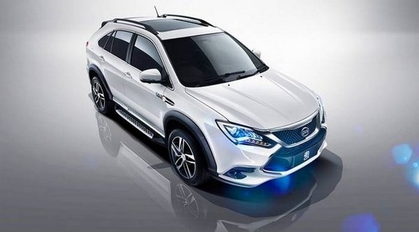 byd quin exterior