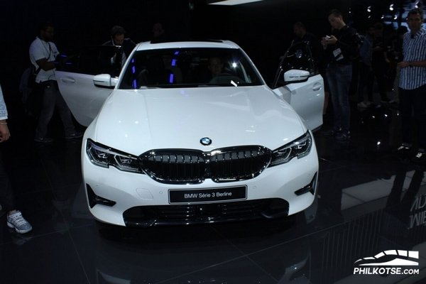 Bmw 3 Series 2019 front