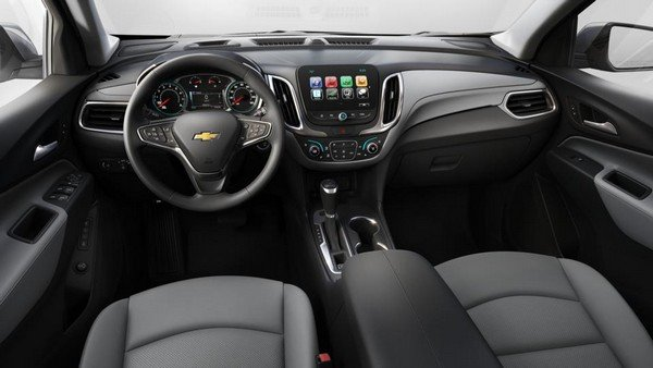 Chevrolet Orlando 2018 dashboard area