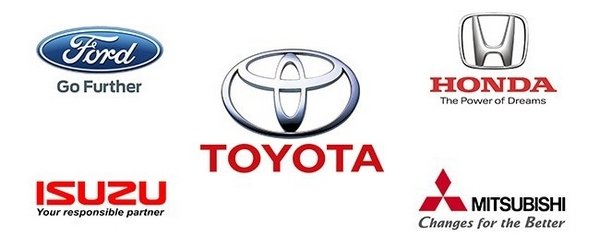 popular car brands in the philippines