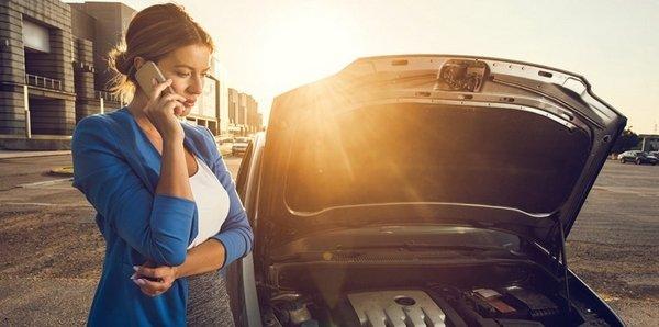 car maintenance issue