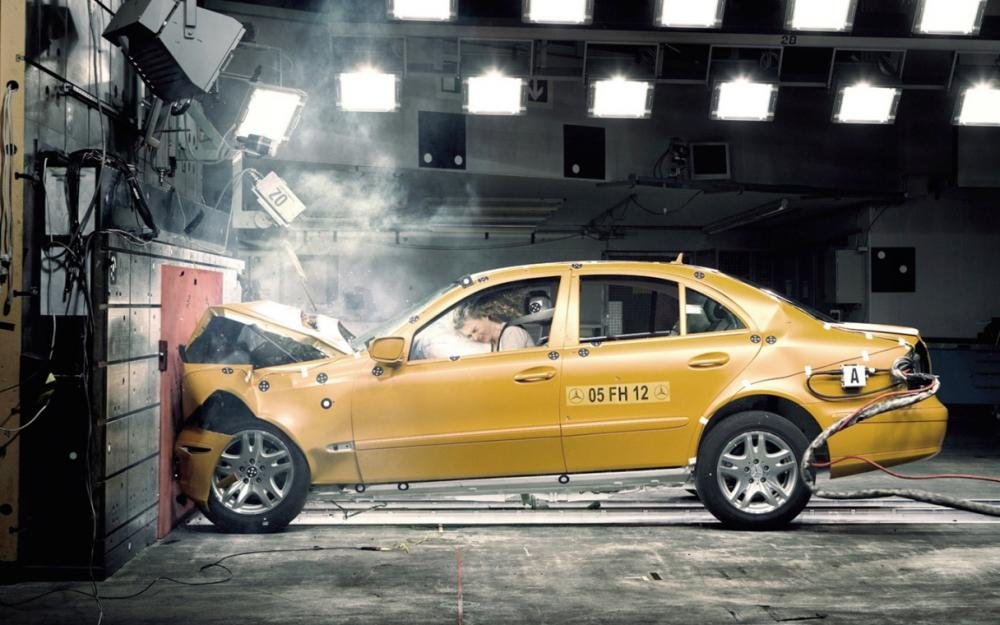 Crumple Zones And Car Chassis Design How It Keeps You Alive