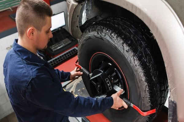 fixing wheel misalignment