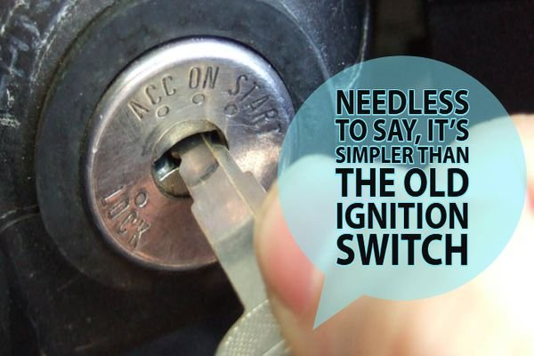 old ignition switch