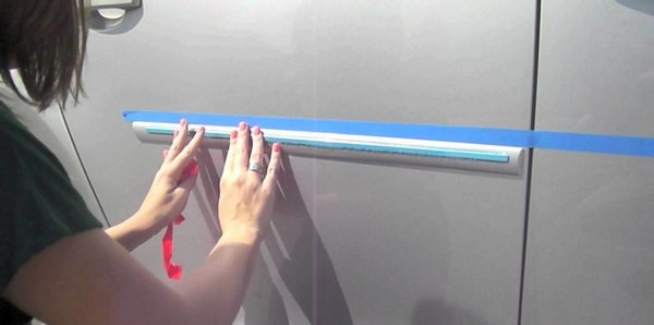 car side rubber strips