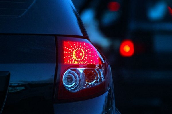 car signal lights